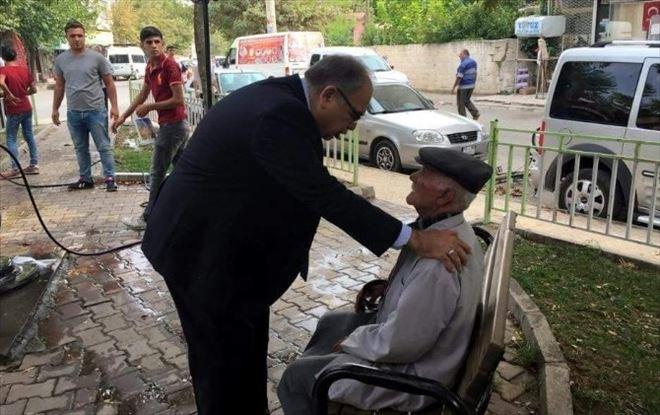 Belediye Başkanı Kutlu'dan, Bahçelievler Esnafına Ziyaret