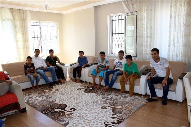 Çocuk Evleri Aile Ortamını Aratmıyor