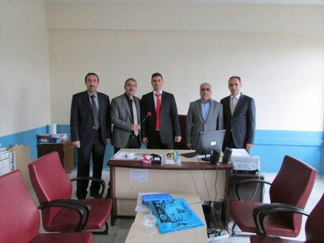 Tuzluca'da Camiler Ve Din Görevlileri Haftası