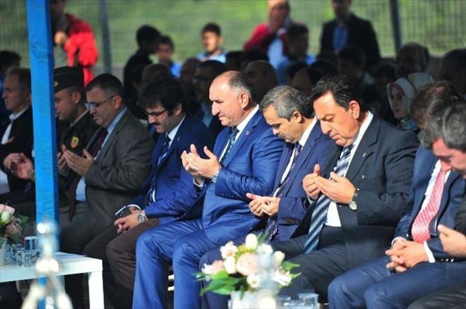 Orhangazi'de Süleyman Şah İmam Hatip Lisesi Açıldı