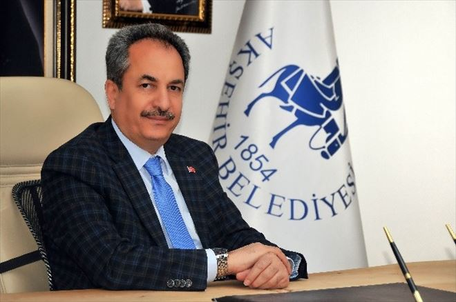 Akşehir'de 9 Mahalleye 9 Sentetik Çim Saha
