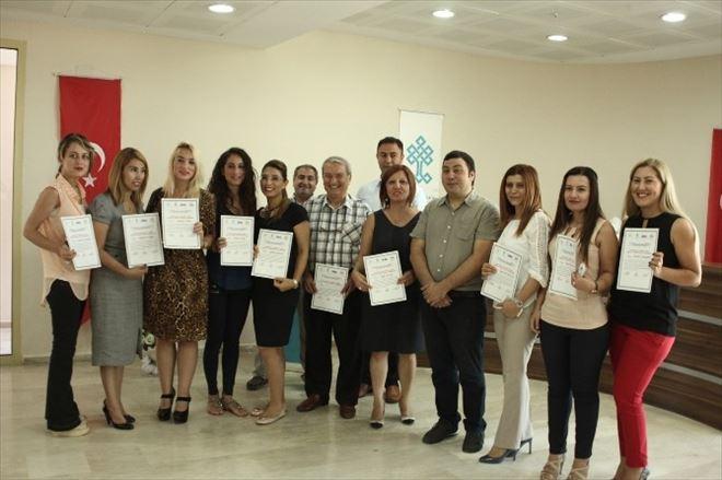 Kültür Ve Turizm Personeline Proje Döngüsü Yönetimi Eğitimi Verildi