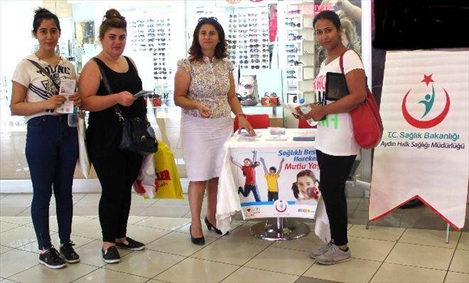 Aydın'da Halk Sağlığı Haftası Etkinlikleri