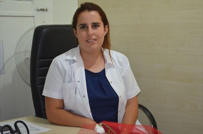 Kula'da Kadın Doğum Uzmanı Görevine Başladı