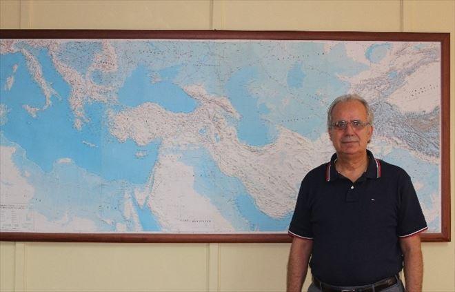 (Özel Haber) Prof. Dr. Sandıklı, TSK Operasyonlarının Stratejik Analizini Yaptı