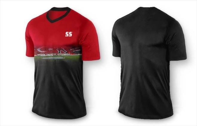Samsunspor'dan Anlamlı Tişört