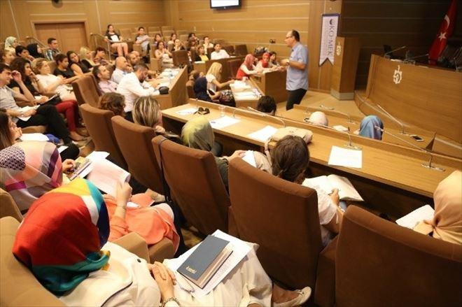 Ko-mek'te İlk Eğitim Usta Öğreticilere