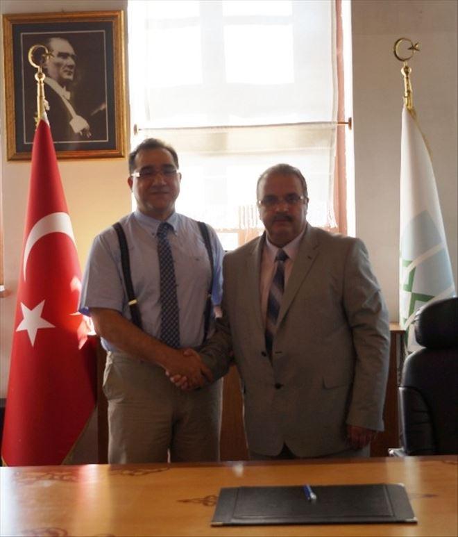 Safranbolu Turizm Fakültesi Dekanlığına Atama