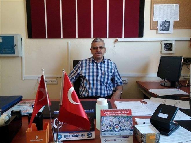 Müdür İsmail Tunçay Görevine Başladı