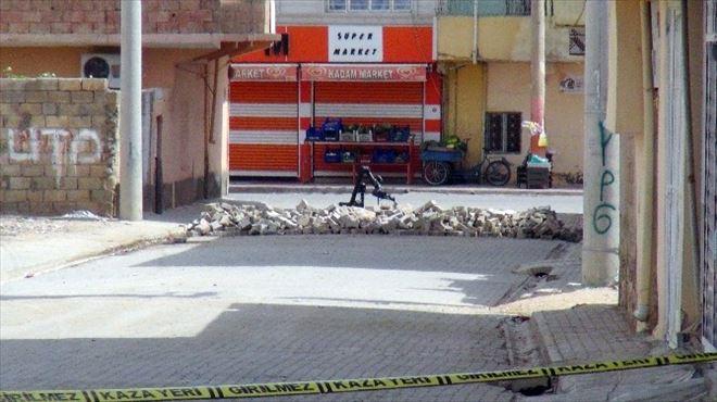 Nusaybin'de Şüpheli Paket Paniği