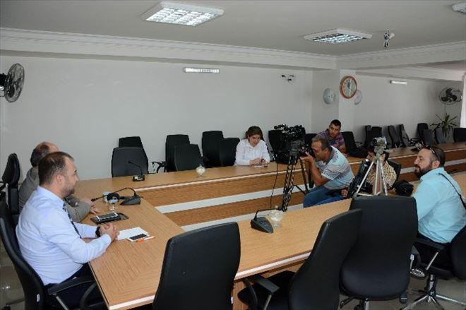AK Parti Haftalık Basın Toplantıları Devam Ediyor