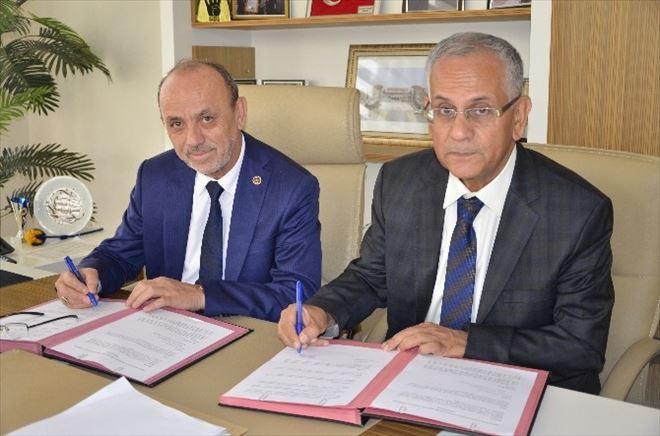 Erenler Belediyesi İle Kaymakamlık Arasında Protokol İmzalandı