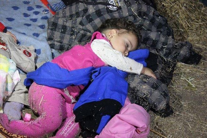 Uykuya 'Avrupa' Hayaliyle Daldılar