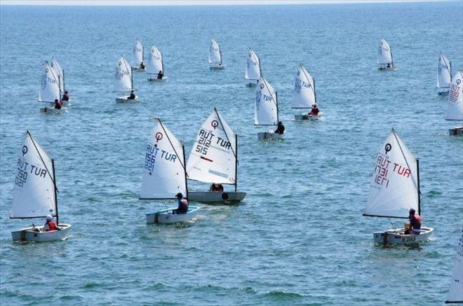 50. Balkan Yelken Şampiyonası Tekirdağ'da Yapılacak