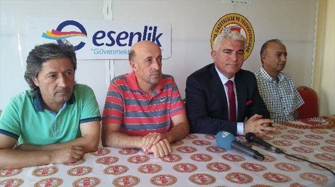 Bayram Özcan Mgtc'yi Ziyaret Etti
