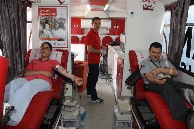 UEDAŞ'tan Kan Bağışı Kampanyası