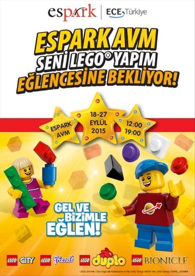 Lego Espark'ta