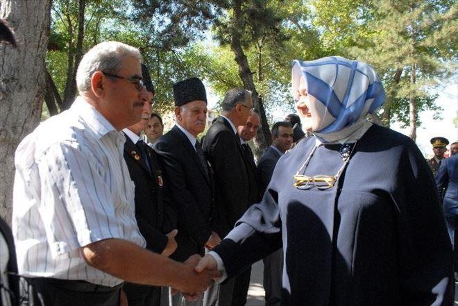 Bakan Gürcan'ın Duygu Dolu Anları