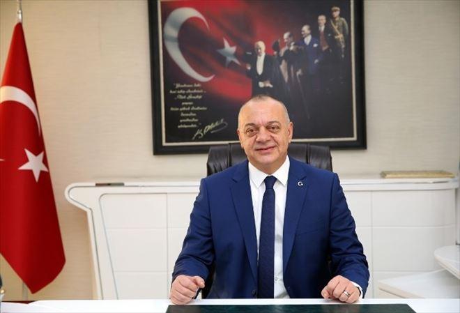 """Başkan Ergün, """"Bu Vatanı Şehit Ve Gazilerimize Borçluyuz"""""""