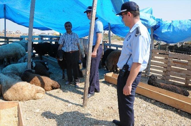 Yenişehir Belediyesi Kurban Satış Ve Kesim Yerlerini Hazırladı