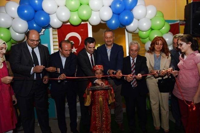 Şehirder, Yeni Hizmet Binasının Açılışını Yaptı