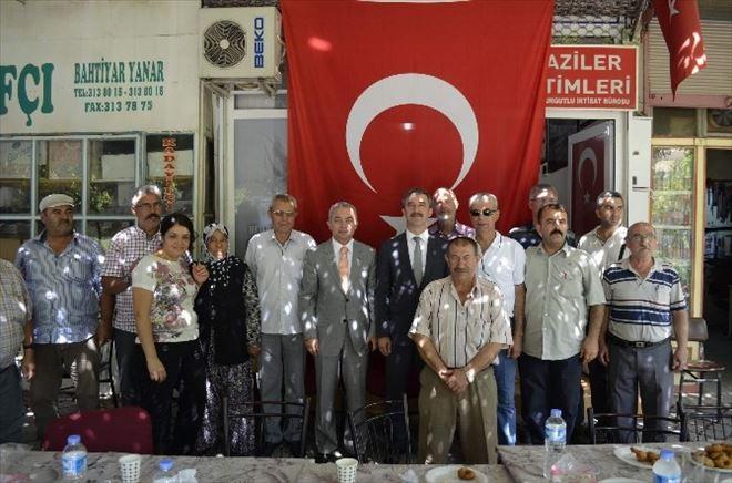 Başkan Şirin, Gaziler Günü'nü Kutladı
