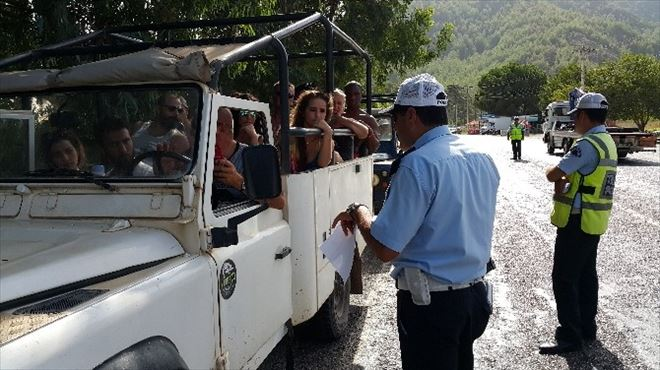 Trafikte Sulu Tacize 88 Lira Ceza