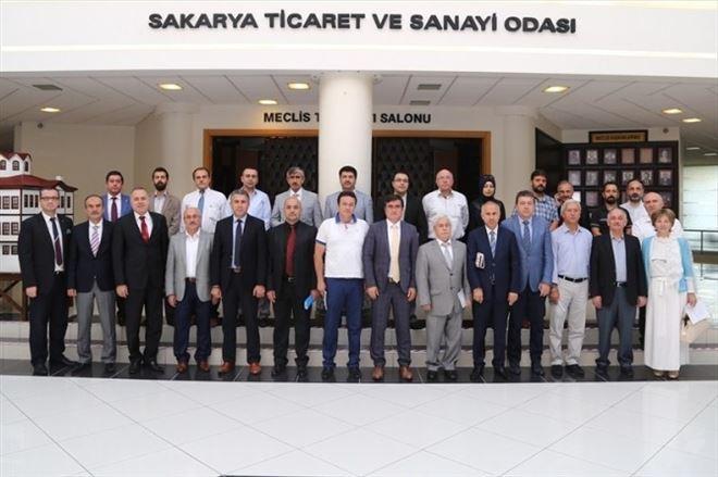 Projelerde Kurumsal İşbirliği Satso'da Ele Alındı