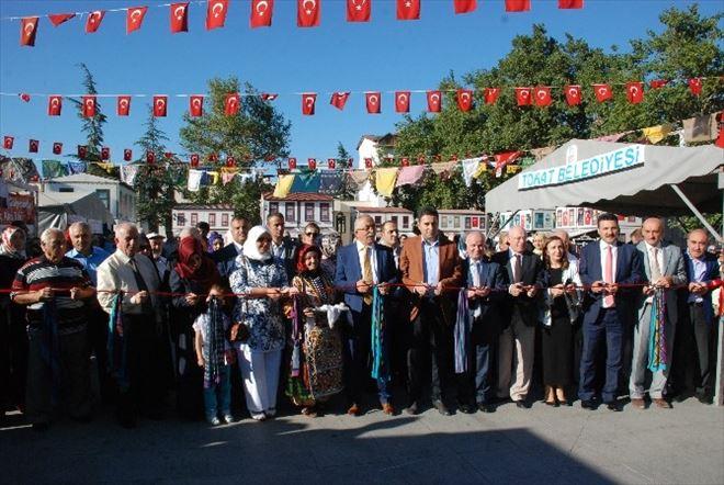 Tokat'ta El Sanatları Fuarı Açıldı