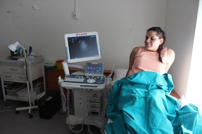 Foça'da Merakla Beklenen Ultrason Cihazı Hizmete Girdi