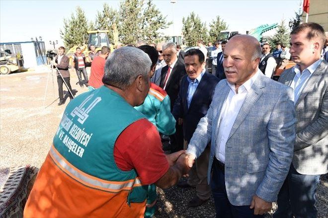 """Sekmen: """"Erzurum'da Hizmette Devrim Yapıyoruz"""""""