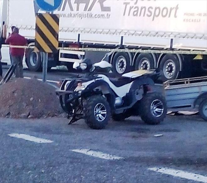 Tuzluca'da Trafik Kazası: 1 Ölü