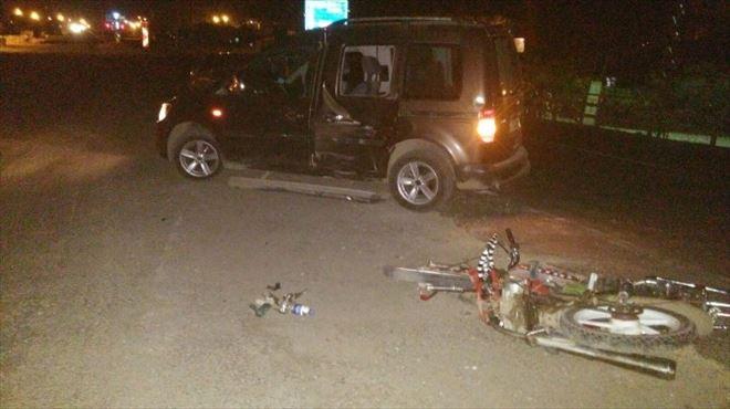 Kurtalan'da Trafik Kazası: 1 Yaralı