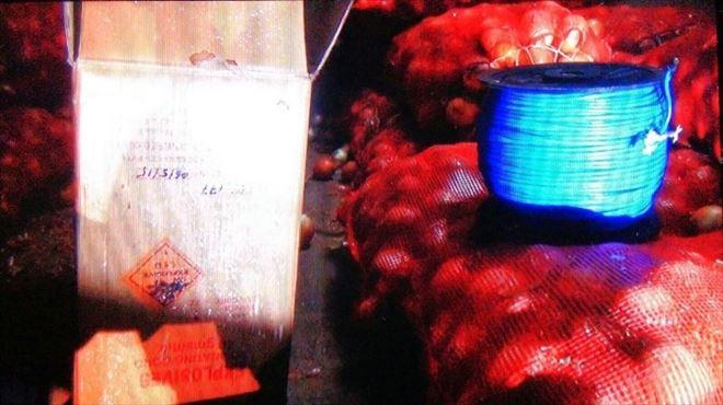 Şanlıurfa'da 5,5 Ton Patlayıcı Ele Geçirildi