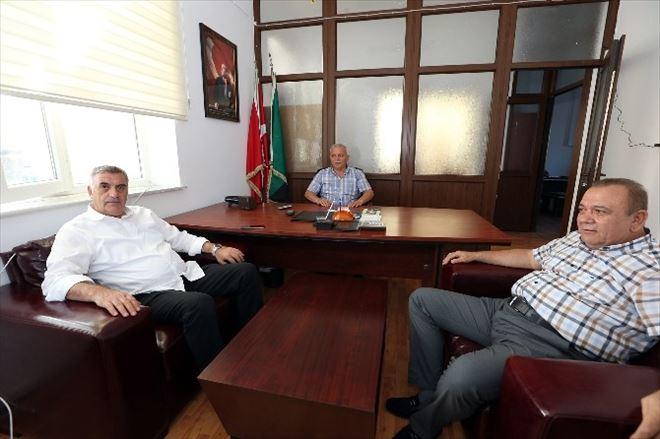"""Başkan Toçoğlu Sakaryaspor İçin Net Konuştu : """"Daha İyi Seviyelere Çıkacağız"""""""