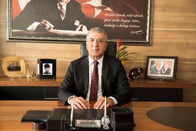 Başkan Tarhan'dan Sağduyu Ve Barış Çağrısı