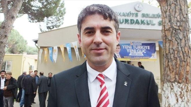 Burhaniye'de AK Partiden Terör Tepkisi