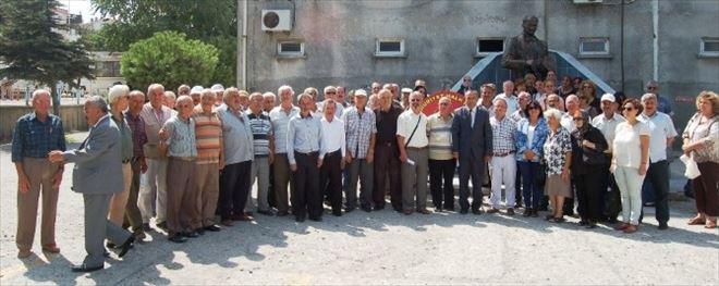Lapseki'de CHP 92'inci Yıl Kutlamaları