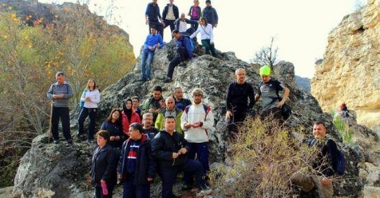 Kulalı Doğa Yürüyüşçüleri Avgan'da