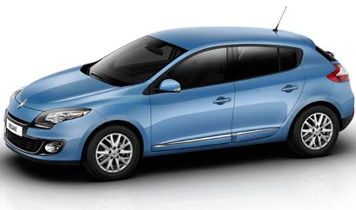 Renault'dan 4 Megane Hediye!