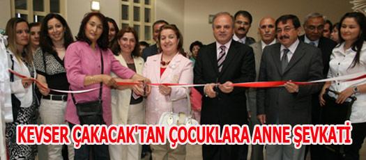 Halk Eğitim Merkezi Sergisi Açıldı.