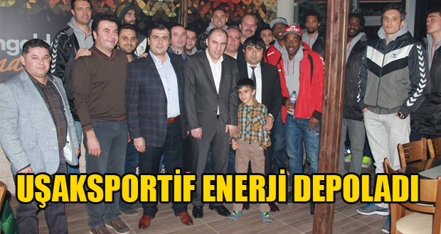 MURAT BEY UŞAKSPORTİF MORAL DEPOLADI