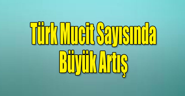Türk mucit sayısında büyük artış