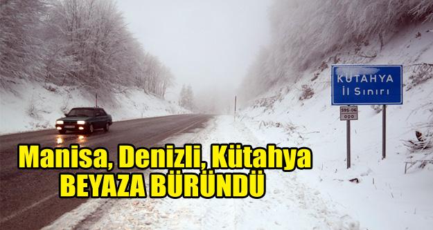 BAHAR GELDİ DERKEN KIŞ GERİ GELDİ