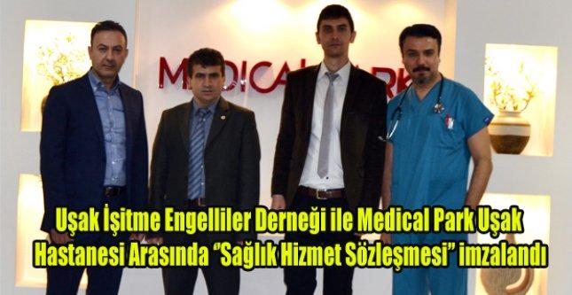 İşitme Engelliler'e Medical Park'tan Özel Hizmet