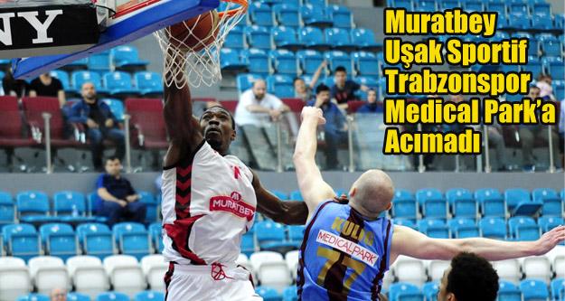 Muratbey Uşak Sportif: 94 - Trabzonspor Medical Park: 86