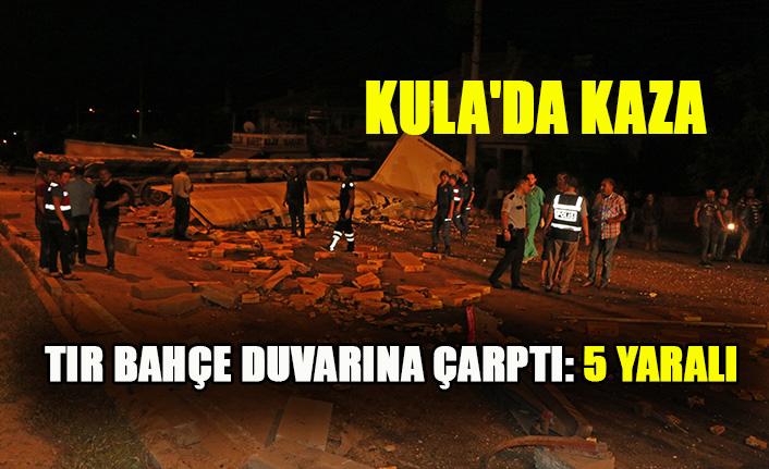 Kula'da  Kaza