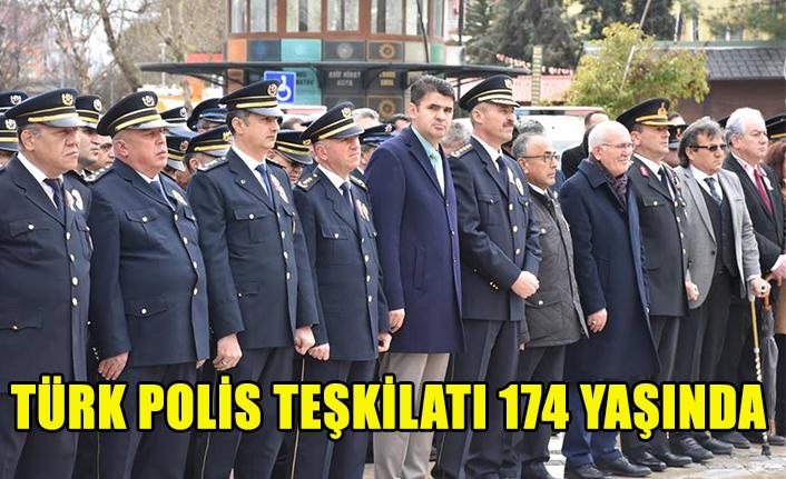TÜRK POLİS TEŞKİLATI 174 YAŞINDA