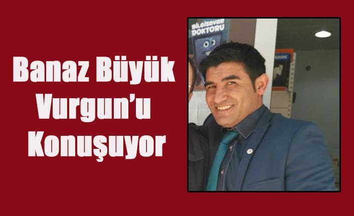 BANAZ ESNAF ODASI GENEL SEKRETERİ YÜZLERCE ESNAFDAN PARA TOPLAYIP SIRRA KADEM BASTI