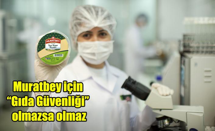 """Muratbey için """"Gıda Güvenliği"""" olmazsa olmaz"""